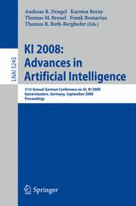 KI 2008: Advances in Artificial Intelligence