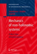 Mechanics of non-holonomic systems