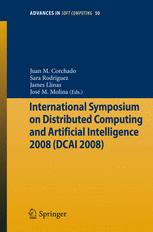 International Symposium on Distributed Computing and Artificial Intelligence 2008 (DCAI 2008)
