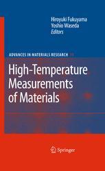 High-Temperature Measurements of Materials