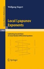 Local Lyapunov Exponents