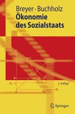 Ökonomie des Sozialstaats