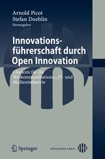 Innovationsführerschaft durch Open Innovation