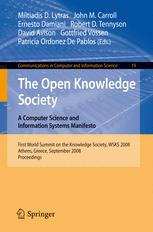 The Open Knowlege Society. A Computer Science and Information Systems Manifesto