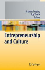 Entrepreneurship and Culture