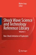 Shock Wave Science and Technology Reference Library, Vol. 5