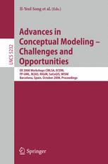 Advances in Conceptual Modeling – Challenges and Opportunities