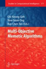 Multi-Objective Memetic Algorithms