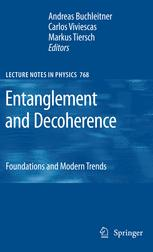 Entanglement and Decoherence