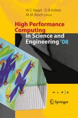 High Performance Computing in Science and Engineering '08