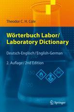 Wörterbuch Labor Laboratory Dictionary