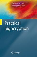 Practical Signcryption
