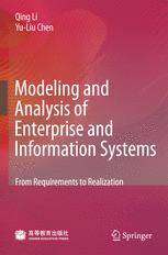 Modeling and Analysis of Enterprise and Information Systems