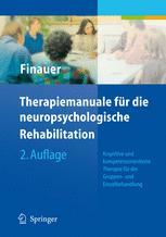 Therapiemanuale für die neuropsychologische Rehabilitation