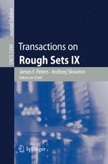 Transactions on Rough Sets IX