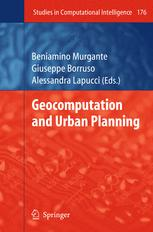 Geocomputation and Urban Planning