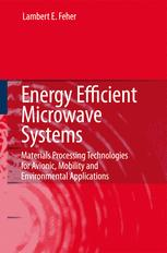 Energy Efficient Microwave Systems