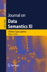 Journal on Data Semantics XI