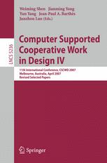 Computer Supported Cooperative Work in Design IV