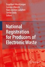 National Registration for Producers of Electronic Waste