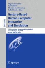 Gesture-Based Human-Computer Interaction and Simulation