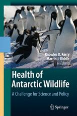 Health of Antarctic Wildlife