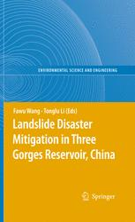 Landslide Disaster Mitigation in Three Gorges Reservoir, China