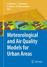 Meteorological and Air Quality Models for Urban Areas