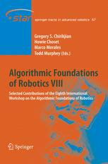 Algorithmic Foundation of Robotics VIII