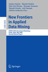 New Frontiers in Applied Data Mining