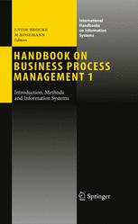 Handbook on Business Process Management 1