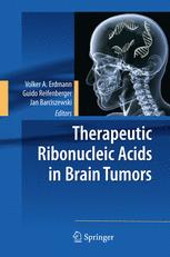 Therapeutic Ribonucleic Acids in Brain Tumors
