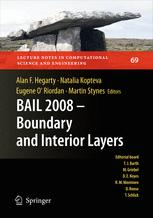 BAIL 2008 - Boundary and Interior Layers