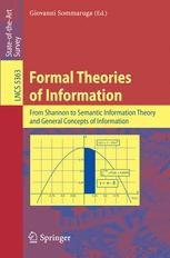 Formal Theories of Information