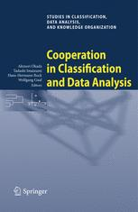 Cooperation in Classification and Data Analysis