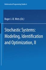 Stochastic Systems: Modeling, Identification and Optimization, II