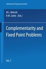 Complementarity and Fixed Point Problems