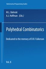Polyhedral Combinatorics
