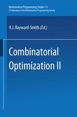 Combinatorial Optimization II