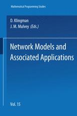 Network Models and Associated Applications