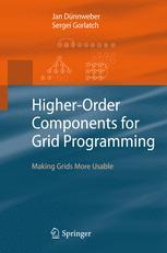 Higher-Order Components for Grid Programming