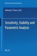 Sensitivity, Stability and Parametric Analysis