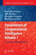 Foundations of Computational, Intelligence Volume 1