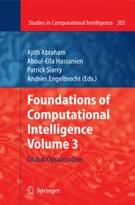 Foundations of Computational Intelligence Volume 3