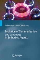 Evolution of Communication and Language in Embodied Agents