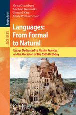 Languages: From Formal to Natural
