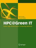 HPC@Green IT