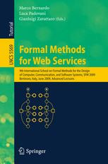 Formal Methods for Web Services