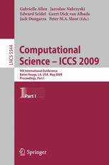 Computational Science – ICCS 2009