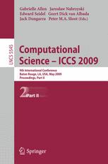 Computational Science – ICCS 2009